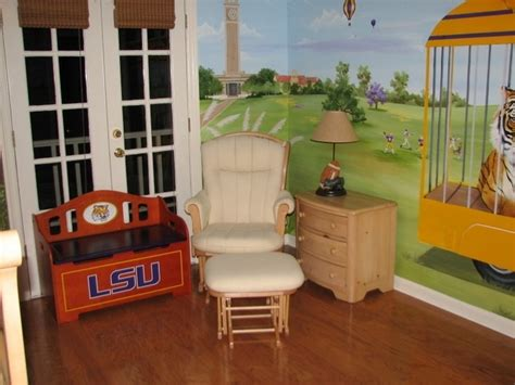 lsu rooms 19 best images about lsu on football baby showers and baby rooms