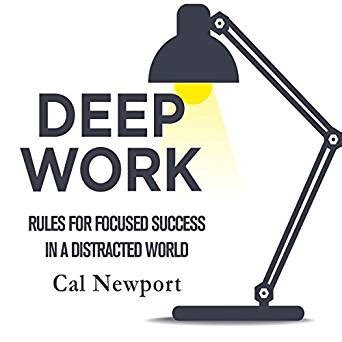 deep work rules for 0349411905 amazon com deep work rules for focused success in a distracted world audible audio edition