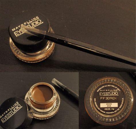 Eyeliner Eye Studio Maybelline maybelline eye studio lasting drama gel eyeliner all