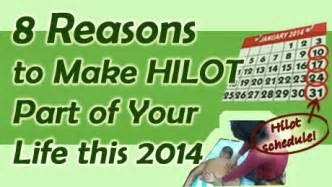 8 Reasons Not To Hit Your by 8 Reasons To Make Hilot Part Of Your This 2014