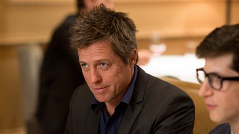 Demented Reporter Handcuffs Herself To Hugh Grant by Awards Chatter Podcast Hugh Grant Florence Foster