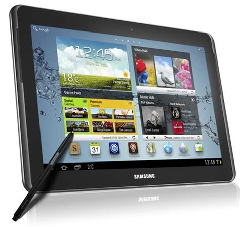 Tablet Samsung In Malaysia samsung galaxy note 10 1 price in malaysia specs technave