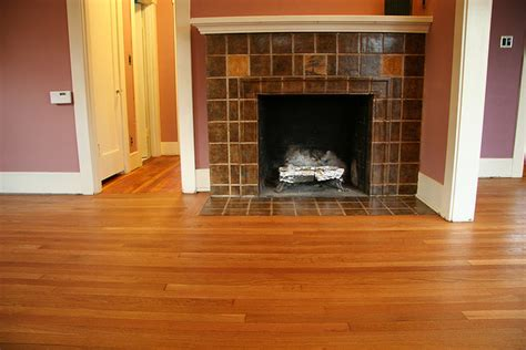 how to properly clean wood floors transitioning from