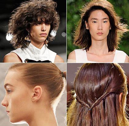 Sho Metal Untuk Memanjangkan Rambut tren makeup dan rambut yang bisa ditiru dari new york fashion week