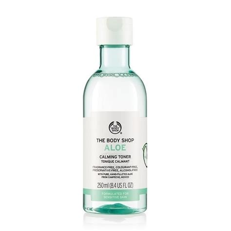 Toner The Shop aloe vera calming toner 250 ml