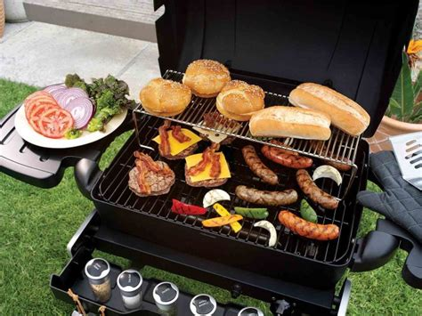 Backyard Grill Nutrition Navigate A Backyard Bbq With Healthy Choices Stack