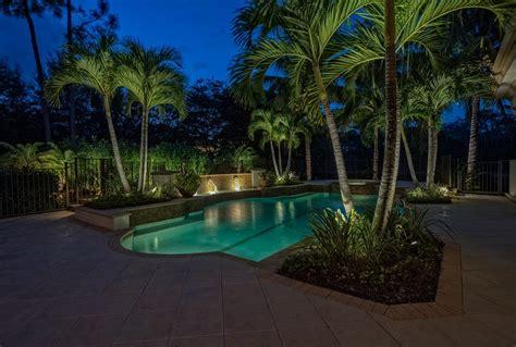 landscape lighting naples fl residential outdoor lighting naples fl lightscapes