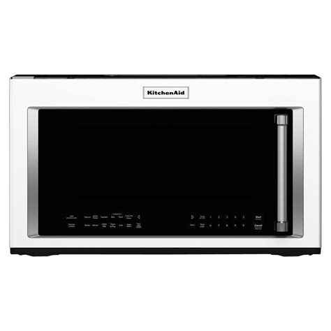 over the range microwave without kitchenaid 36 in 5 1 cu ft dual fuel range with