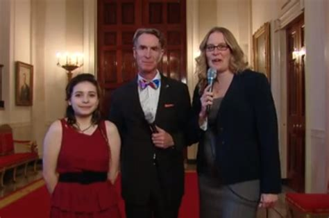 bill nye house bill nye takes his love of science and selfies to the white house salon com