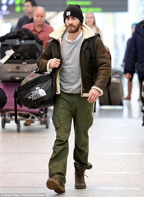 jake gyllenhaal returns to good health as he drops the gaunt look for next role daily mail online