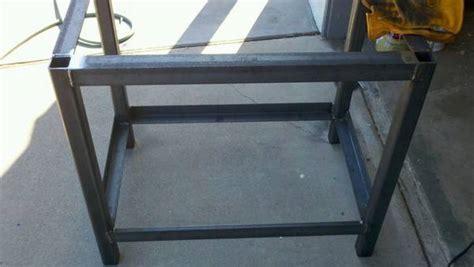 diy welding table plans sbr diy welding bench plans