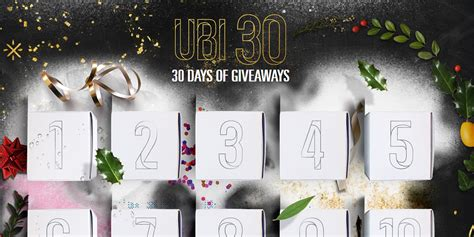 Ubisoft Pc Giveaway - ubisoft celebrates 30 years with 30 days of giveaways