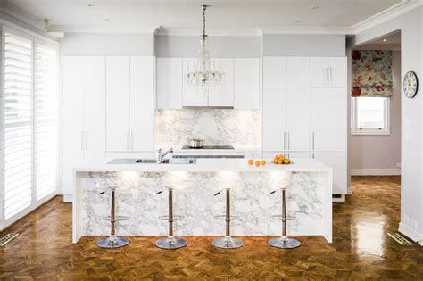 Modern White Kitchen Style   Tedxumkc Decoration
