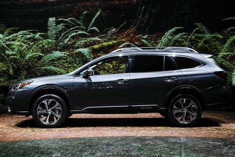 New York Auto Show 2020 Subaru by The 2020 Subaru Outback Is The Most Significant Car Of The