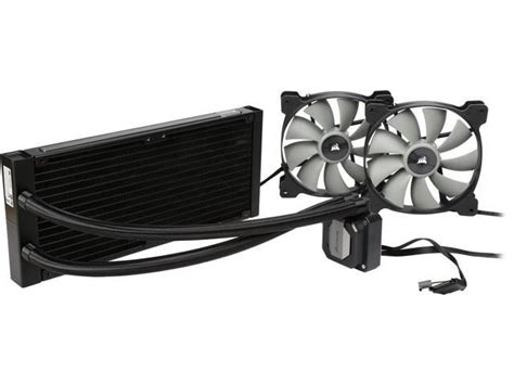 Corsair Hydro Series H110i 280mm Performance Liquid corsair hydro series h110i performance water liquid cpu cooler cooling 280mm cw