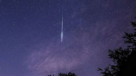 lyrid meteor shower to peak this weekend may be best in years don t forget to look up lyrid meteor shower peaks this