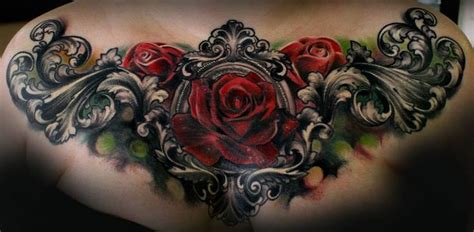 gothic flower tattoo designs 32 tattoos