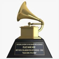 Grammy award 3d model max obj 3ds c4d lwo lw lws ma mb