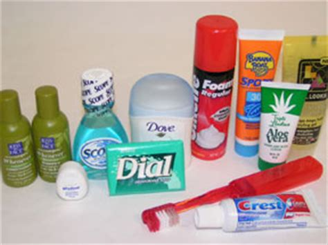 Pigeon Toiletries Trial Kit important thoughts about travel size products aleshatech