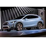 Next Generation Small SUV Previewed But Production Version Some Way