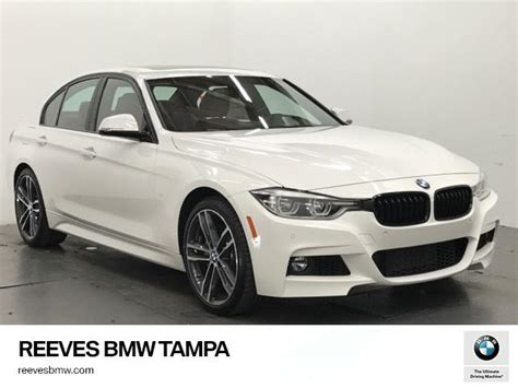 Bmw Reeves by New 2018 Bmw 3 Series 340i Sedan 4dr Car In Ta 182786