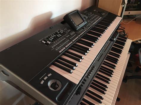 Keyboard Korg Pa Series korg pa3x 76 image 1711661 audiofanzine