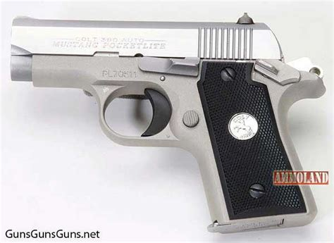 mustang colt 380 380 colt mustang pocketlite handgun review