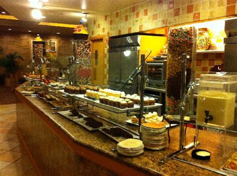 dessert bar picture of mgm grand buffet las vegas