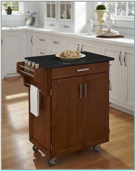 Portable Kitchen Islands For Small Kitchens