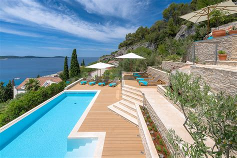 Luxury Cottages By The Sea by Accommodation Luxury Villa Hvar Carpe Diem With