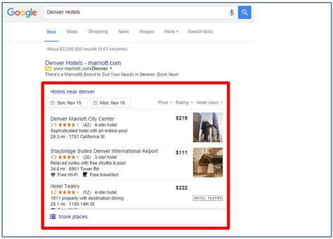 The Search Monitor The Search Monitor S New Release Hotel Ad Monitoring