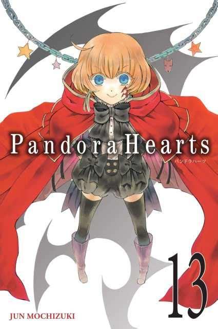 Pandora Hearts Volume 2 pandora hearts 2 volume 2 issue