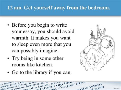 how to write a paper overnight guide for writing an essay overnight