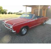 Sell Used 1967 Chevelle Malibu Convertible 283 Automatic