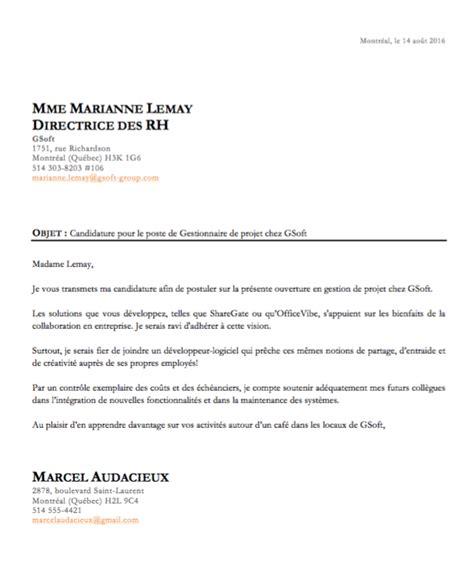 Exemple De Lettre Soumission Modele Lettre De Motivation 2013 Document
