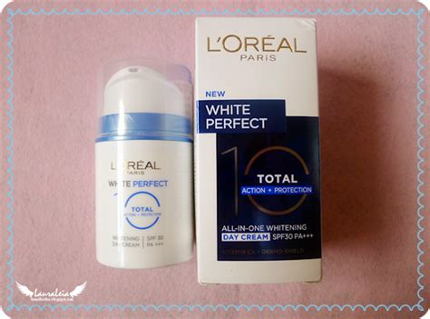 Loreal Instant White review l oreal white total 10 all in one