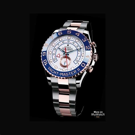rolex yacht master ii oyster perpetual