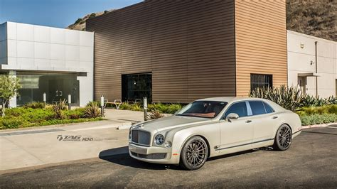 custom bentley bentley mulsanne stays graceful on 22 quot custom wheels