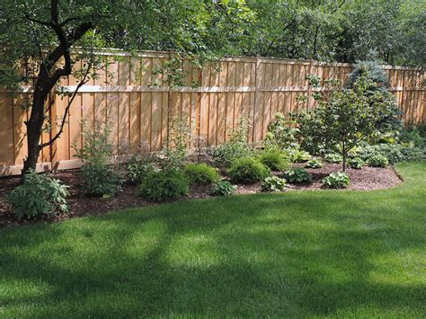 backyard bushes 803 solar glenview landscaping and hardscaping brick work