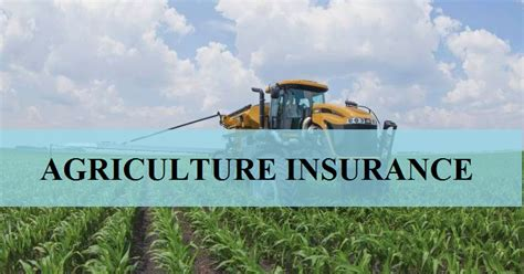 crop insurance important for ag industry washington ag agriculture insurance for farmers in the united states world agriculture