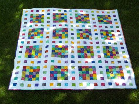 How To Make Quilt Patterns by At Five Scrap Quilt Pattern Favequilts