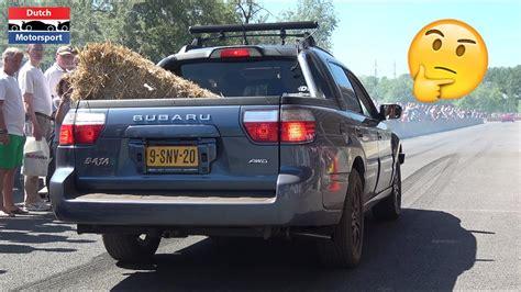 Custom Subaru Baja by Subaru Baja Acceleration Walkaround