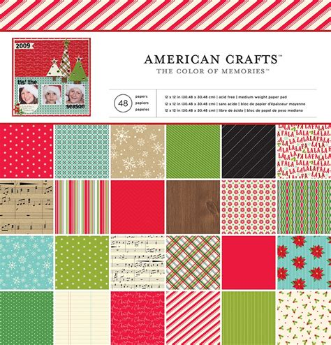 American Craft Paper - american crafts scrapbooking supplies