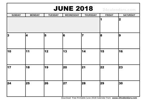 printable calendar june july 2018 june 2018 calendar printable
