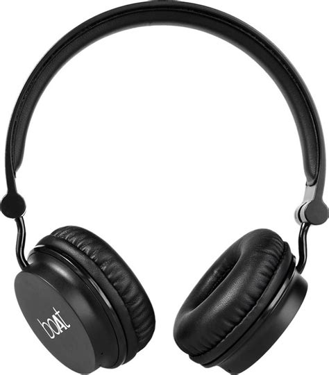 boats rockerz 400 boat rockerz 400 on ear bluetooth headphones carbonblack
