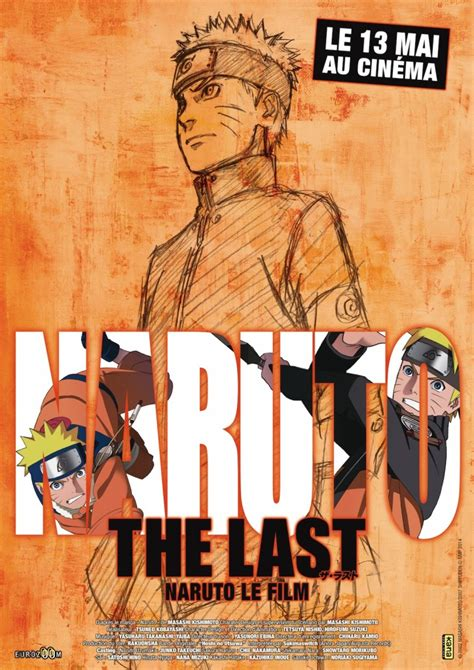 film naruto in streaming d 233 couvrez les 2 affiches officielles du film naruto the
