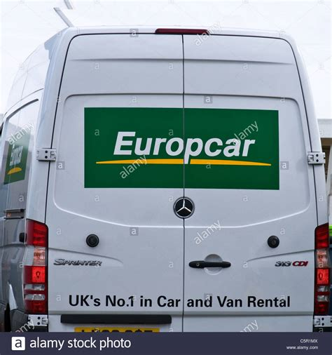 europcar van hire edinburgh