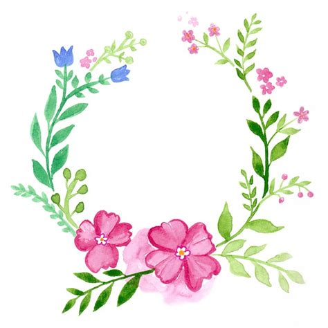 flowers wreath floral free image on pixabay wreath floral watercolour greeting 183 free photo on pixabay