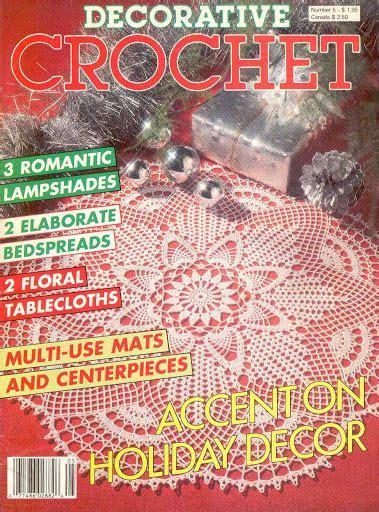 Decorative Magazine by Pin By Ruscito On Decorative Crochet Magazine