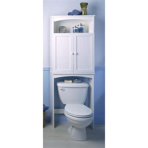 Bathroom Space Saver White by Cabinet Space Savers Bloggerluv